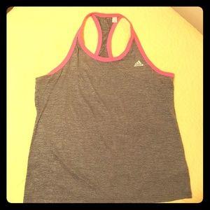Make Offer! Adidas XL Climalite Workout Tank Top